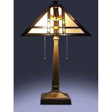 mission style desk lamp style mission table lamp mission table