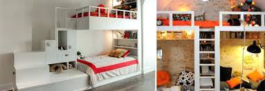 Cool Bedrooms With Bunk Beds Cool Ideas For Bunk Beds Cursosfpo Info