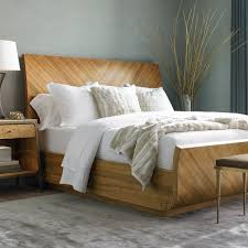 White Timber Queen Bedroom Suite Torrance Timber Queen Bed Natural
