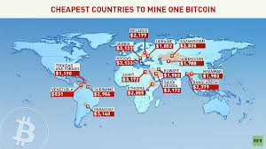 least expensive state to live in how much to mine bitcoin mapping the world s most affordable