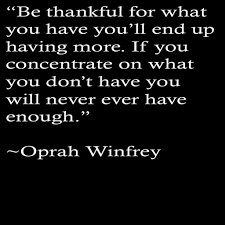 thankful for the in my quotes