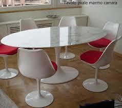 cuisine bauhaus table saarinen ovale dining oval knoll 3 eero tulip bauhaus italy 16