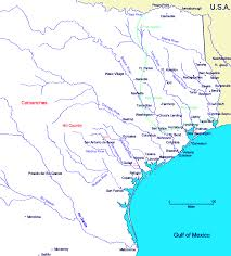 Red River New Mexico Map by Santa Anna U0027s Role In The Texas Revolution