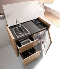 Compact Kitchen Designs For Small Kitchen Ultra Compact Interior Designs 14 Small Space Solutions Compact