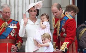 trooping the colour princess steals show with