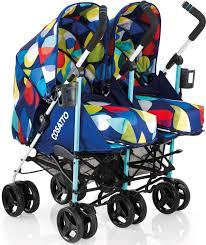 Amazon Com Duck Covers Ultimate - amazon com cosatto to u0026 fro duo twin stroller double pram