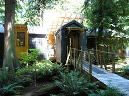 a small house compound on whidbey island small house bliss
