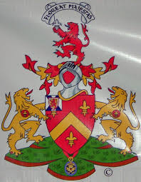 coat of arms of the chief of clan broun brown en wikiped u2026 flickr