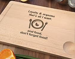 funny cutting boards handmade funny cutting board etsy