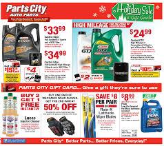 current ads parts city auto parts