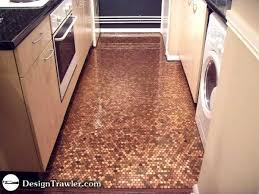 diy kitchen floor ideas gorgeous small bathroom design with penny tiled floor diy bathroom