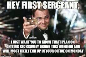 First Sergeant Meme - united states air force first sergeants home facebook