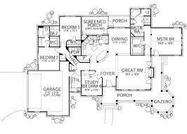 2 Story House Plans With Master On Main Floor 802 Best Houseplans I Like Images On Pinterest House Floor Plans