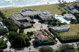 Donald Trump Houses Trump U0027s Sale Of 100 Million Mansion In Palm Beach To Russian Is A