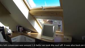 apex loft conversion raise the roof mickey mouse youtube