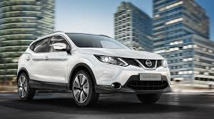 Crossover Qashqai Best Small Suv Nissan Exterior U0026interior Design