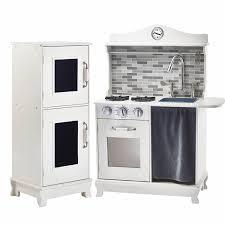 kitchen product design amazon com teamson design kids sunday brunch wooden play kitchen