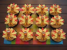 turkey cupcakes recipe thanksgiving cake and food