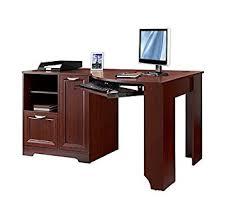 Magellan Corner Desk With Hutch Realspace Magellan Collection Corner Desk Classic
