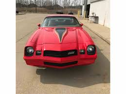 1980 chevrolet camaro for sale on classiccars com 11 available