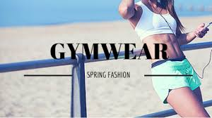 spring fitness fashion essentials in cheap gym gear for women