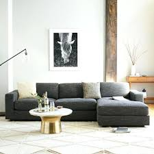 West Elm Sectional Sofa West Elm Sectional Sofa 2 Chaise Sectional Large West