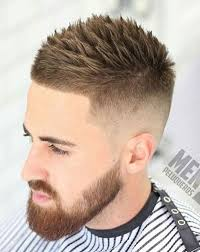 mens haircuts with spiked front mens fade haircuts 54 cool fade haircuts for men and boys