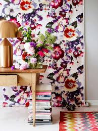Floral Interiors Pinterest Picks Floral Everything