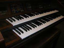 lowrey genius organ with full keyboards 20 pedals u0026 all the boom