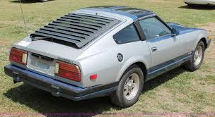 nissan datsun 1982 1982 nissan datsun 280zx item c2558 sold june 27 midwes