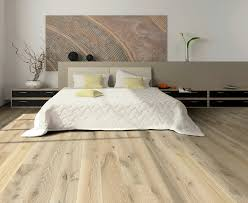 White Bedding Decorating Ideas Floor Light Engineered Wood Flooring With White Bedding And Wall