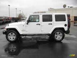 white jeep 4 door cingular ring tones gqo jeep wrangler white sahara images