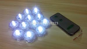 Remote Control Mini Single Submersible Led Lights For Crafts Many