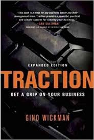 black friday on amazon us traction get a grip on your business gino wickman 0783324916904