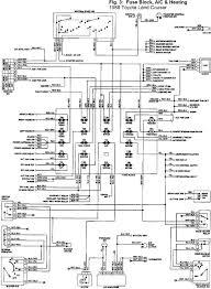 toyota land cruiser radio wiring diagram versa wiring diagram