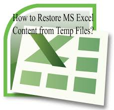 repair corrupt excel file to save at network locationfile repair