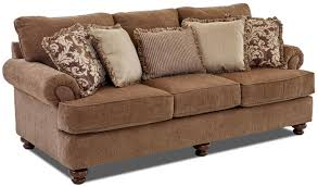 Klaussner Couch Grayson Sofa Simple Elegance Frontroom Furnishings