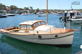 cabin fisher 1960 fisher 6m cuddy cabin sold burraneer bay marina