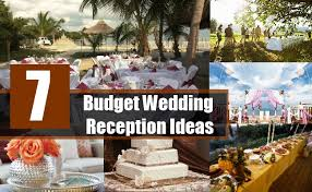 wedding reception ideas on a budget budget wedding reception ideas how to plan a wedding reception