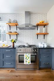 two tone kitchen cabinets with black countertops how to choose your cabinet style american farmhouse lifestyle
