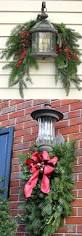 trim a home outdoor christmas decorations 25 unique christmas front doors ideas on pinterest christmas