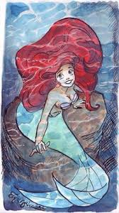 mermaid waywardgal deviantart