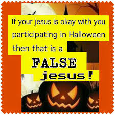 eternal evangelism halloween or jesus you can u0027t have both