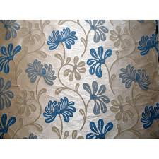 Upholstery Fabric For Curtains Teal And Beige Curtain Fabric Upholstery Fabric Curtain