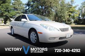 2004 lexus es330 sedan view inventory victory motors of colorado