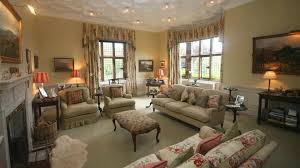 Drawing Rooms Five Star Luxury Mansion For Self Catering Holidays In Ballater