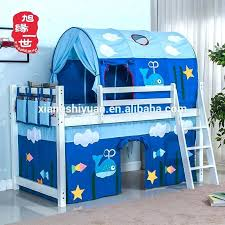 Bunk Bed With Tent Bunk Bed Tent Holidaysale Club