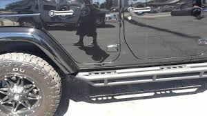 jeep jku side jeep jk wrangler 4 door xrc atlas front bumper and db link led