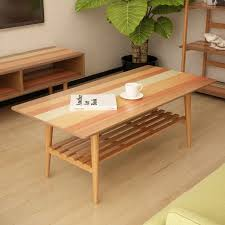 apartment size coffee tables nordic living room creative small size coffee table simple modern