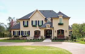 custom country house plans country house plans one story photo fresh aerial